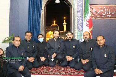 کانون خادمیاران خبر رسانه و فضای مجازی استان بوشهر رتبه نخست کشور کسب کرد
