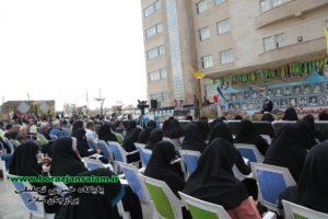یادواره ی شهدای دانشجو در دانشگاه آزاد اسلامی واحد دشتستان برگزار شد.
