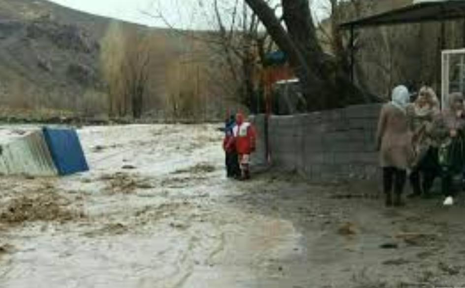 تخلیه سه روستای دزفول و شوشتر بعلت احتمال هجوم سیلاب شدید