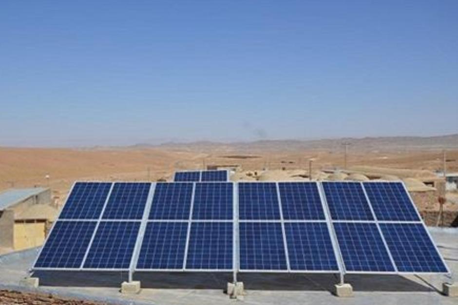 قطب برق خورشیدی استان معرفی شد