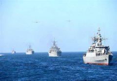 رصد زیر دریایی ناشناس تا شلیک موشک کروز در رزمایش دریایی ارتش