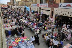 تعطیلی بازار گناوه بمدت یک هفته تمدید شد .