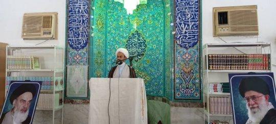 امام جمعه موقت آبادان :مسولان باید امید رابه مردم تزریق کنند
