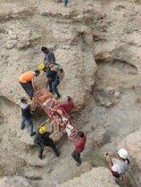 مرگ نگهبان سد رئیسعلی دلواری بر اثر سقوط از ارتفاع