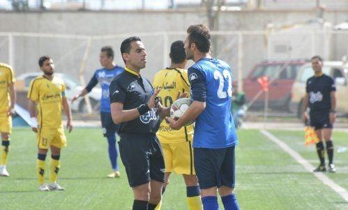 داوران بوشهری در لیگ یک قضاوت می کنند