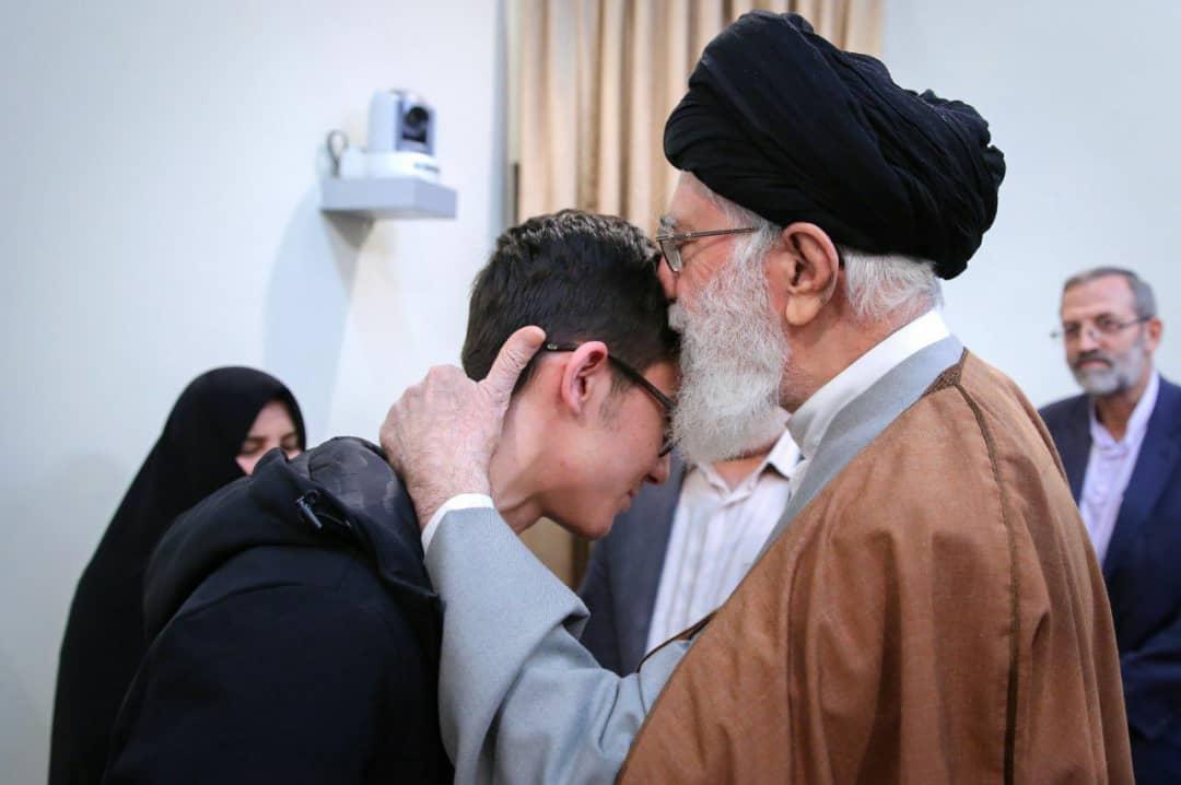 جزئیات دیدار و گفتوگوی شطرنجباز نوجوان آرین غلامی با رهبر انقلاب اسلامی