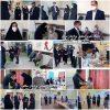 تصاویر بازدید فرماندار دشتستان از روند واکسیناسیون کرونا در مراکز شهر برازجان و قدر دانی از حافظان سلامت