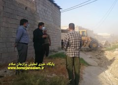 عزم شهرداری برای رسیدگی به مناطق کمتر توسعه یافتهی شهر برازجان