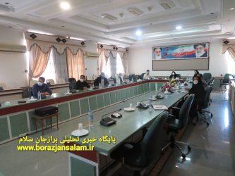 جلسه مشورتی مناسب سازی شهرستان بوشهر برگزار شد