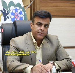 پیام تبریک سرپرست شهرداری برازجان به مناسبت هفته دفاع مقدس