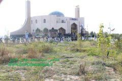 تصاویر  و فیلم مراسم استقبال از شهیدگمنام شهر برازجان