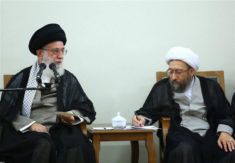 رئیس مجمع تشخیص مصلحت نظام معرفی شد