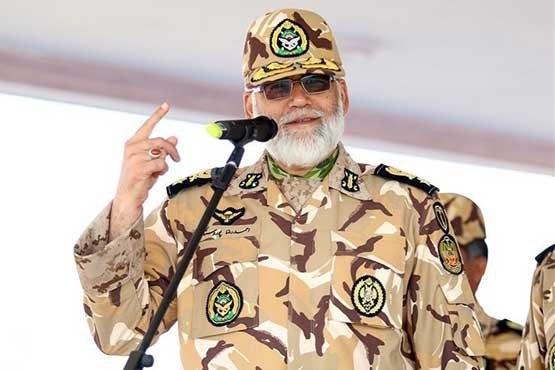 امیر پوردستان: نیروهای مسلح ایران غافلگیر نمیشوند