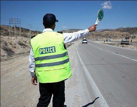 مهمترین تخلفات جاده ایی ایرانی ها اعلام شد