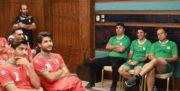 جلسه آنالیز تیم ملی امید ایران در هتل میلینیوم دوحه برگزار شد .