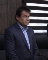 خضر خلیلی شهیدی دیگر از مدافعان سلامت برازجان به جمع شهدا پیوست