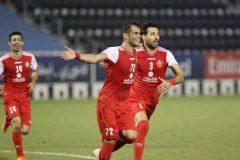 پرسپولیس نماینده ایران فاتح بازی با السد و یک چهارم نهایی لیگ قهرمانان آسیا ،گل چهار میلیاردی پرسپولیس