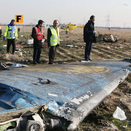 توضیحات و تشریح سقوط هواپیمای اکراینی