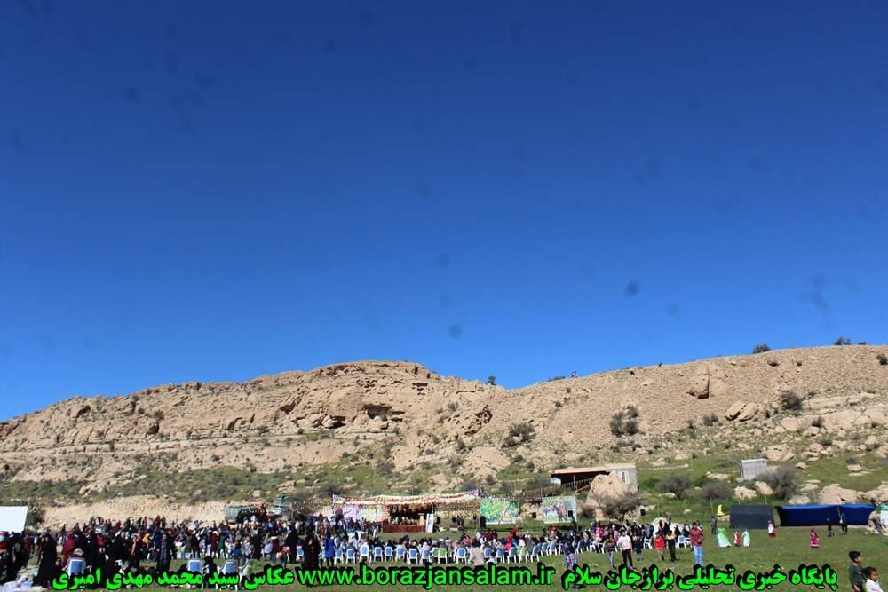 تصاویر روز بزرگداشت گیسکان با استقبال هزاران نفر مردم عاشق سرزمین مادری و دوستداران دشتستان بزرگ برگزار شد . سری دوم