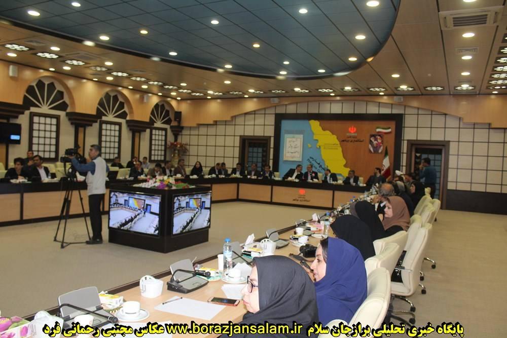 گراوند : نرخ بیکاری بوشهر را با توجه به ظرفیت های این استان بالا می دانیم که به دنبال کاهش آن گام بر می داریم.