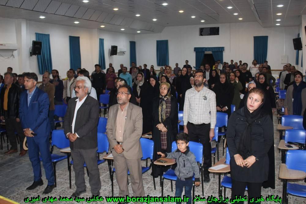 تصاویر اختصاصی جلسه انجمن اولیاء باشگاه پارس برازجان در مدرسه کار و دانش علم صنعت
