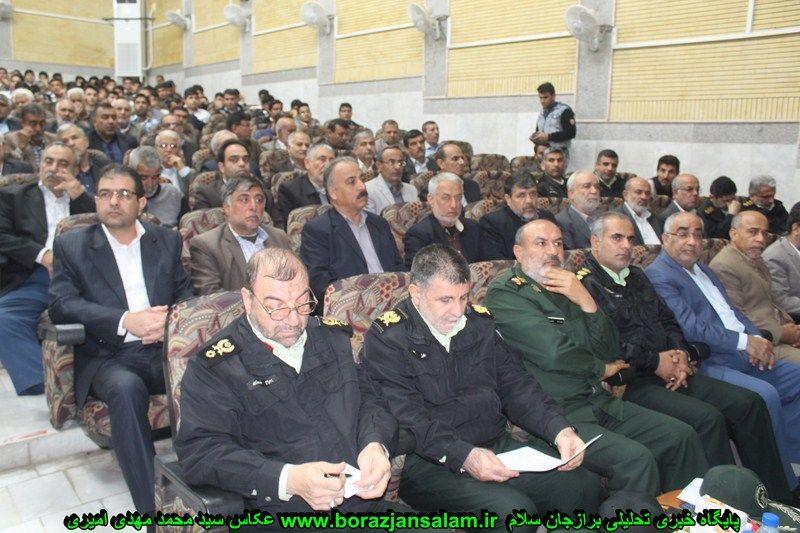 گرامیداشت مبارز انقلابی نستوده حاج ماشالله کازرونی برگزار شد + تصاویر