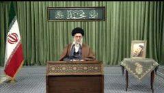 سخنرانی رهبر انقلاب اسلامی در رسانه ملی به مناسبت ولادت رسول اکرم(ص) و امام صادق(ع)