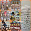 بسته های معیشتی ۵۵۴ تایی در قالب طرح ضیافت همدلی بین مددجویان تحت پوشش مدیریت بهزیستی شهرستان بوشهر توزیع شده است