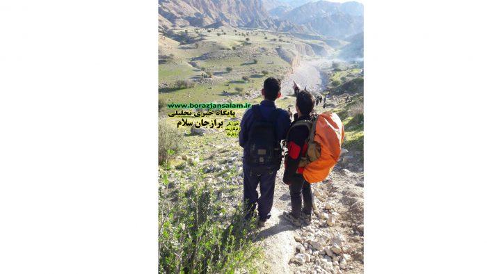 زیباترین تصاویر از سفر به کوه بوم بلند دشتستان