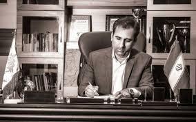 محمد حسن محمدی شهردار برازجان / روز خبرنگار مبارک